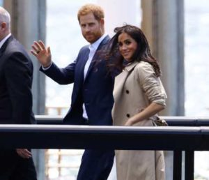 Meghan Markle and Harry in Danger? A bodyguard fears the Worst