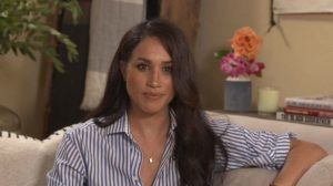 Meghan Markle: This new intriguing necklace
