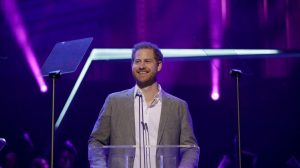 PRINCE HARRY ABSENT FROM A NEW CEREMONY