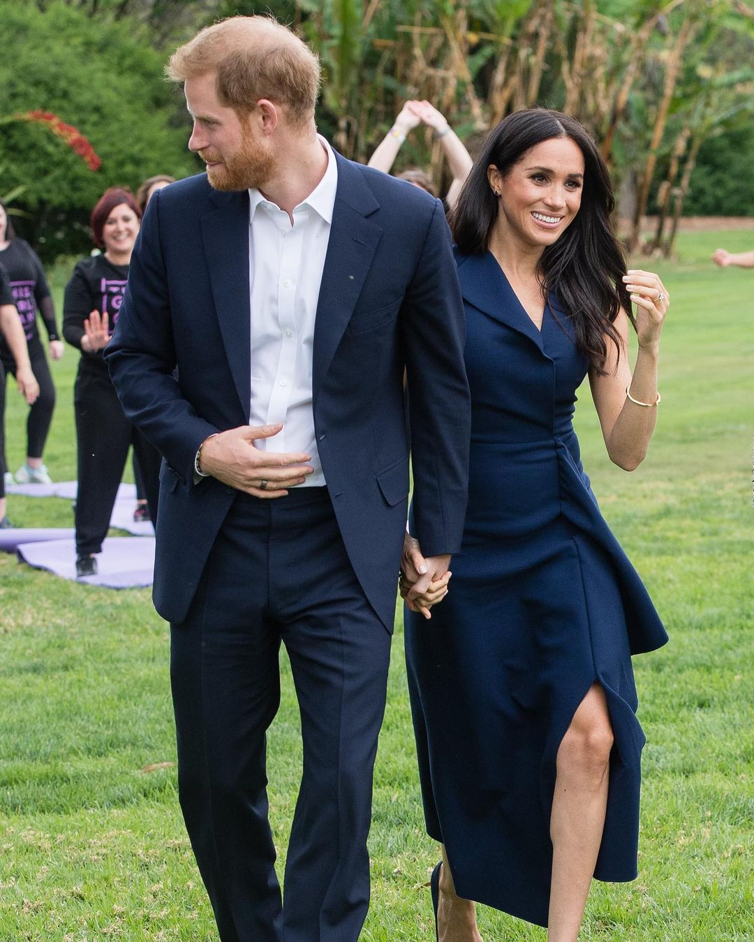 Meghan and Harry unleashed: That New Year's Eve party in Monaco