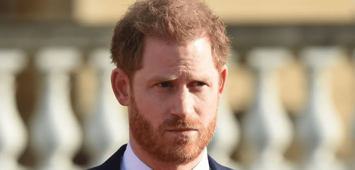 Prince Harry: This hold from which he wanted to free himself
